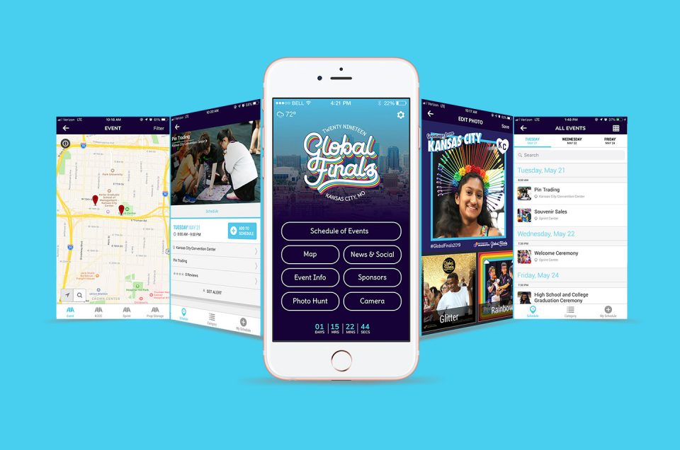 Get Our Global Finals 2019 App