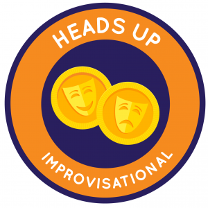 18-19 Challenge Logo IMPROV-Heads or Tales