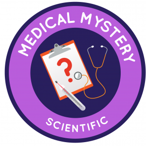 18-19 Challenge Logo SCIENTIFIC-Medical Mystery