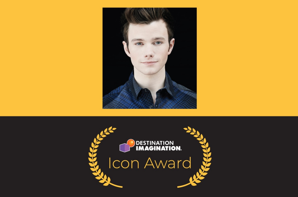 Chris Colfer to Receive Icon Award at Global Finals 2019