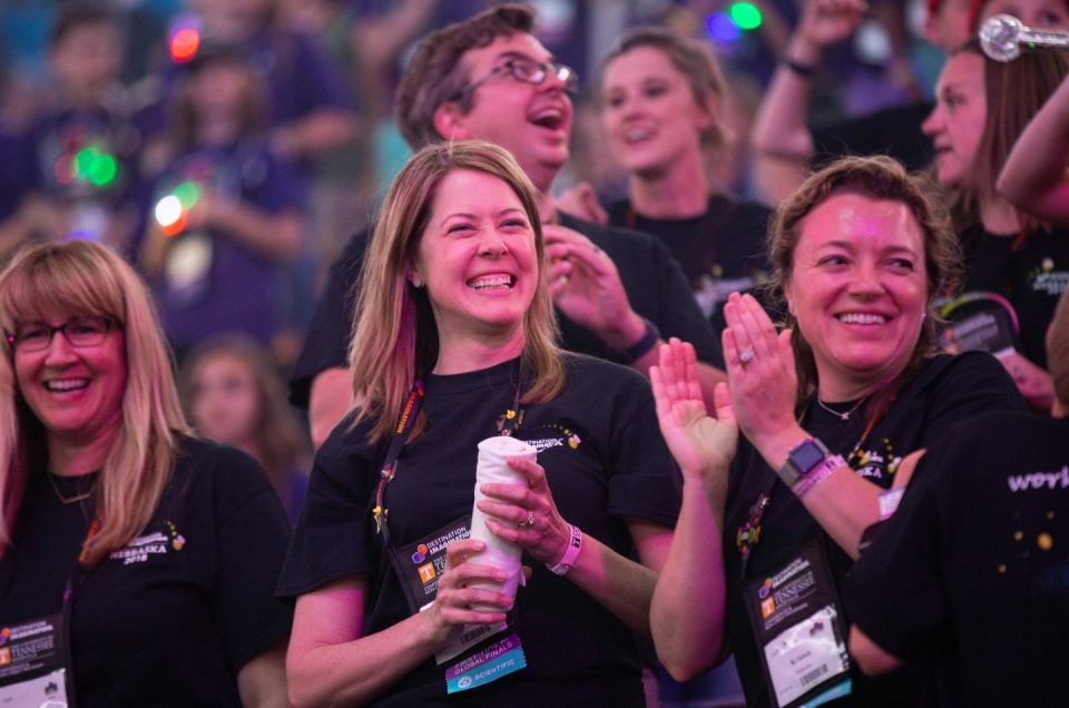 Educators: Get a Backstage Pass Tour of Global Finals!