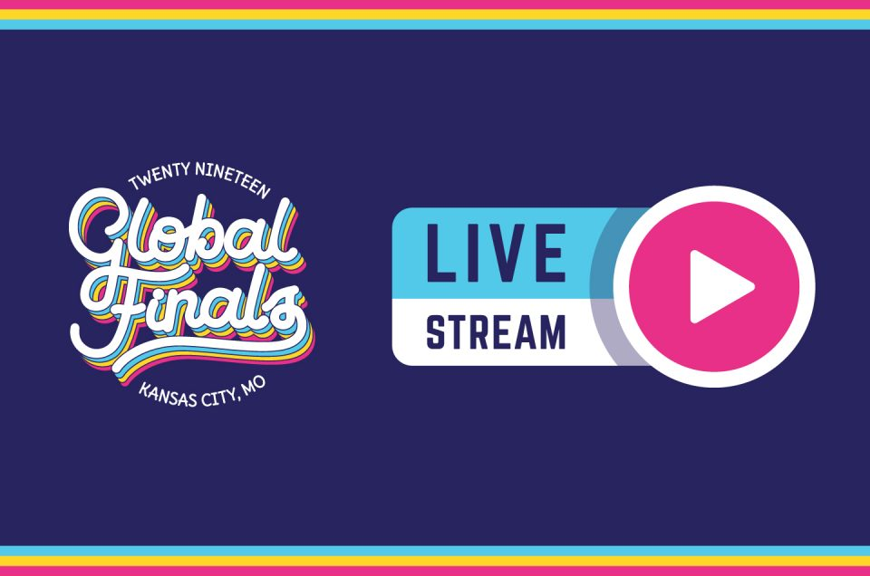 Stream Our Global Finals 2019 Ceremonies