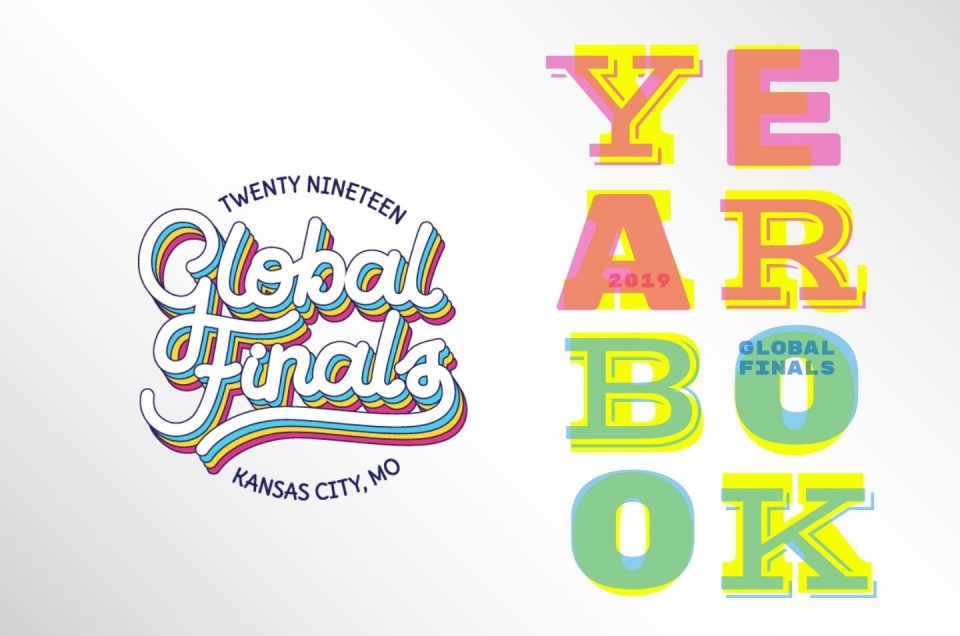 Check Out Your Global Finals 2019 DIY Yearbook